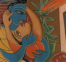 Past Parallels : The Art of Modern and Pre-Modern India