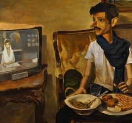 Salman Toor | Time After Time