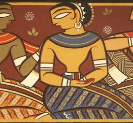 Jamini Roy & Somnath Hore: Figuration in the Bengal School: Part I