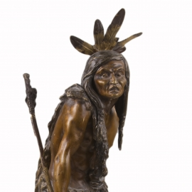 """Indian Warrior"""