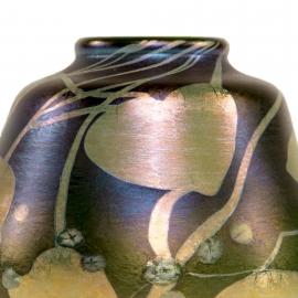 Millefiori Decorated Vase