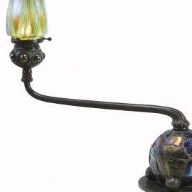 Turtleback Tile Desk Lamp