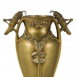 Cricket Vase