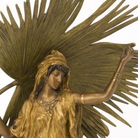 The Palm Leaf Dancer