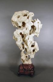 Chinese Taihu Scholar's Rock