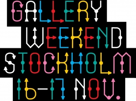 Gallery Weekend Stockholm