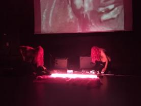 Seroconversion, performance art