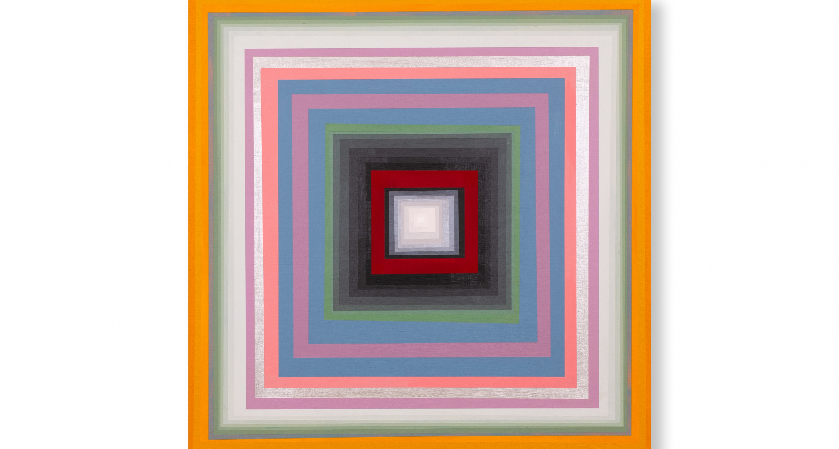 GARY LANG | CONCENTRIC SQUARES