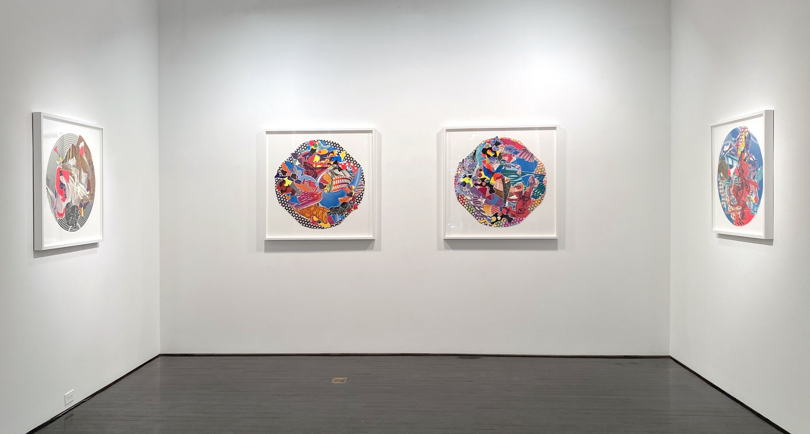 Frank Stella's Imaginary Places