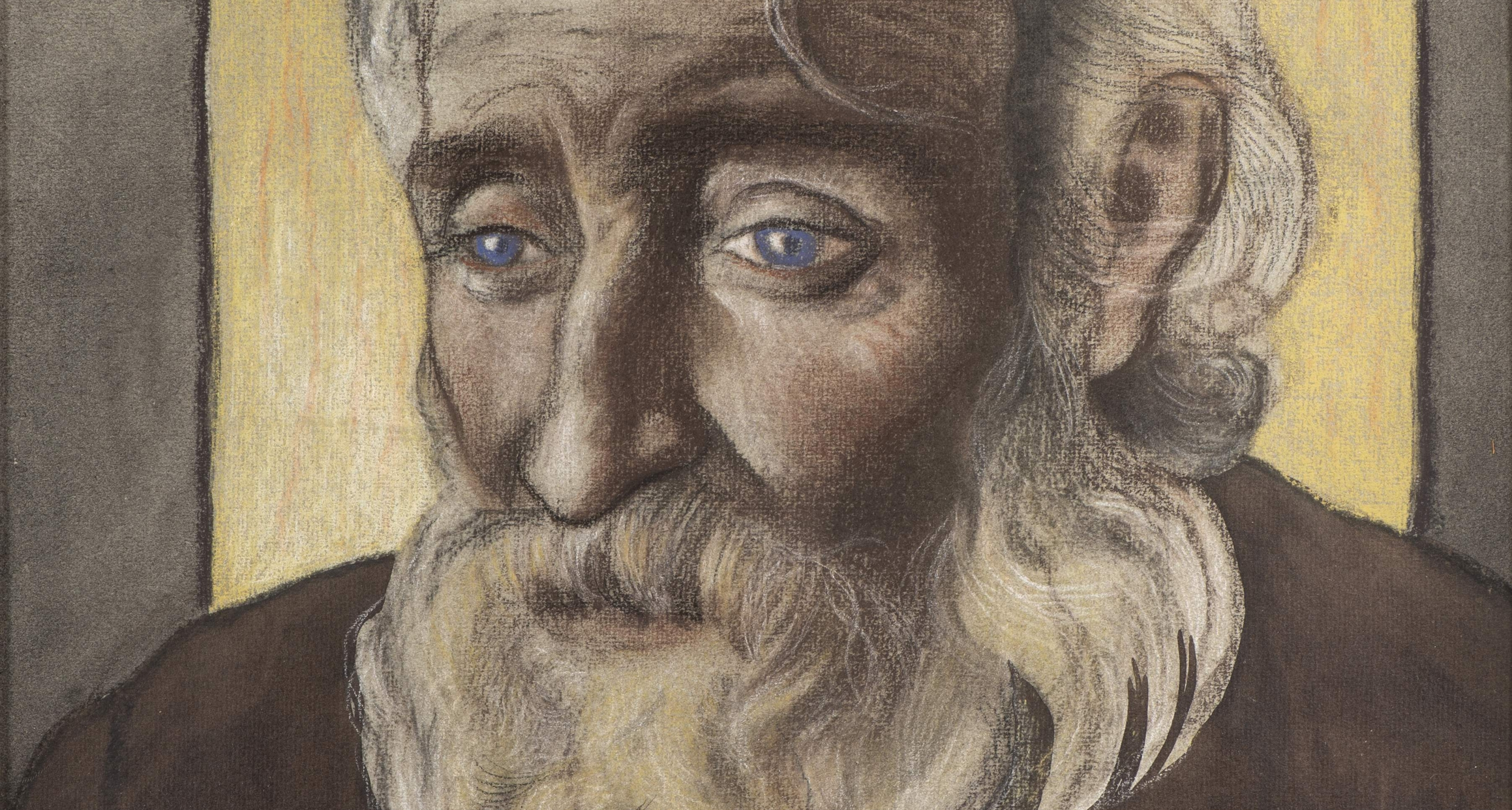 HIGHLIGHT: CHARLES-CLOS OLSOMMER: PORTRAIT D'UN VALAISAN