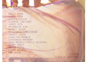 James Hyde part of group show 'Portrait of a Landscape' at Shirley Fiterman Art Center, NYC, US