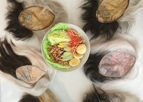 Alex Da Corte, 50 Wigs, HEART Museum of Contemporary Art