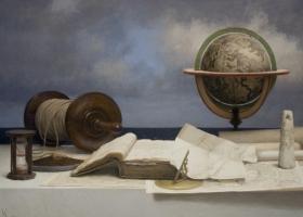 Guillermo Muñoz Vera: Terra Australis Incognita