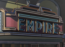 Robert Cottingham: Empire