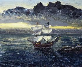 John Bradford, Mayflower November 11, 1620, 2019