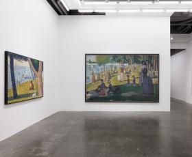 Bradley Hart 2019 Anna Zorina Gallery