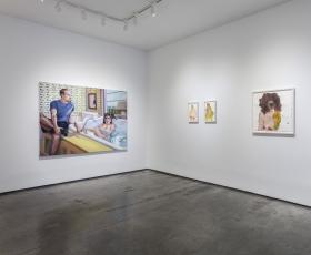 Three Women, 2015
