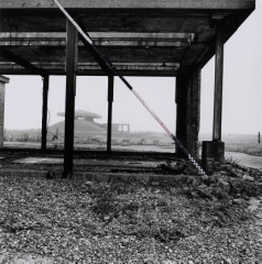 Jane & Louise Wilson, Blind Landings (H-bomb Test Site, Orford Ness) Lab Five #2