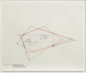 Barry Le Va, Installation Study