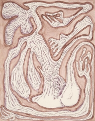 James Siena Dick-Headed Deep Dugged Devil