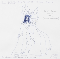 Jonathan Meese, OHNE PARTEI