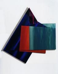 Extasie, 1983-84 oil on gessoed linen