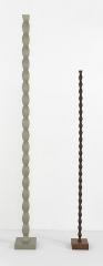 "Richard Pettibone Constantin Brancusi ""Column of Infinity. 1918-37"""