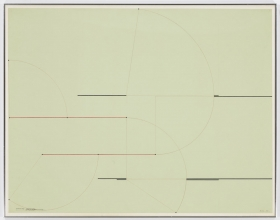 Installation Study (4 Length Section), 1973