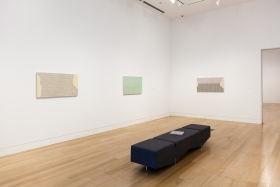 Julia Fish: bound by spectrum, DePaul Art Museum, Chicago, 2019-2020. Photograph byTom Van Eynde