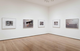 Installation view, Ocean of Images: New Photography 2015, The Museum of Modern Art, New York, November 7, 2015 – March 20, 2016