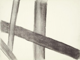 Richard Artschwager Untitled (Lines/Weave)