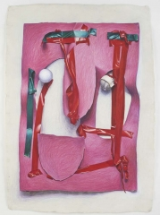 Neil Gall, Pink Cut-Out