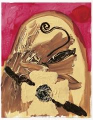 Jonathan Meese Untitled, 2007
