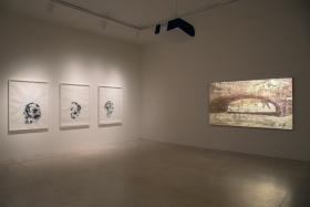 Greater New York, MoMA PS1, New York, 2015-16, installation view