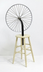 "Richard Pettibone Duchamp ""Bicycle Wheel. 1913"""