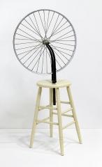 "Richard Pettibone Duchamp ""Bicycle Wheel. 1913"""