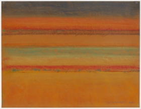 Richard Artschwager Desert Sun