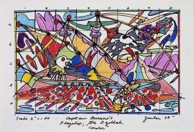Joseph Zucker Captain Murano's Flagship