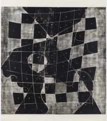 Mel Kendrick Square Space, 1993