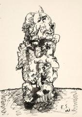 Eugen Schönebeck Untitled