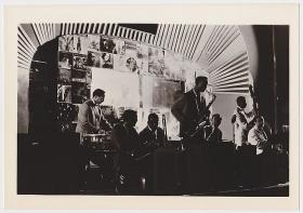 Sun Ra Sun Ra Arkestra (promotional photograph)