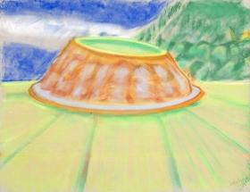Richard Artschwager Bontecou Crater