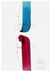 Jorinde Voigt (XIII) Archetyp Berlin Now, Loop, Rotationsrichtung, 8, 9 Umdrehungen/min.