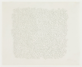 Richard Artschwager, Untitled (Weave)