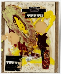 Jonathan Meese Untitled (Marzipanmädchen), 2008