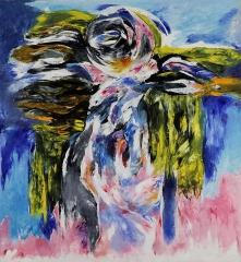 Sonia Gechtoff The Angel