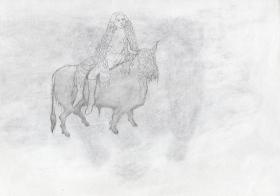 "Alice Maher Still from ""Godchildren of Enantios"""