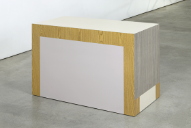 Richard Artschwager Table (Drop Leaf)