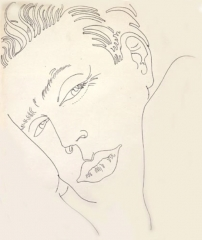 Andy Warhol Unidentified Male