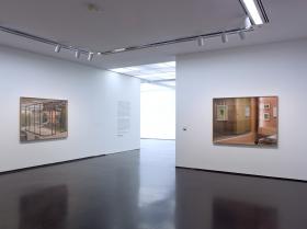 Installation view, MCA Screen: David Hartt, Museum of Contemporary Art, Chicago, November 26, 2011 - April 29, 2012